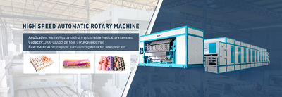 quality Egg Tray Machine factories