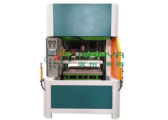 Good Quality Pulp Molding Equipment & Automated Hydraulic Hot Pressing Machine For Dry Pulp Molded Products on sale