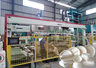 Good Quality Pulp Molding Equipment & Semi Automatic Paper Pulp Molding Machine Biodegradable Disposable Paper on sale