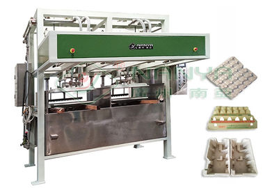 Good Quality Pulp Molding Equipment & Waste Paper Pulp Electronics Tray Machine Reciprocating Forming Machine on sale