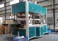 China Fully Automatic Thermoforming Machine For Paper Pulp Tableware 7000Pcs / H factory