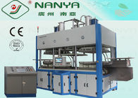 China Full Automatic Tableware Making Machine Eco Bamboo Fiber Pulp Moulded factory