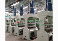 15 Tons Egg Box / Cup - Holder Paper Pulp Moulding Machine With Siemens 2500 kg