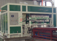 Big Capacity Rotary Pulp Fruit Tray / Egg Tray Forming Machine With Multi Layer Dryer