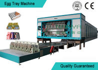 China Fully Automatic Rotary Cup-Holder / Egg Trays Forming Machinery With Siemens factory