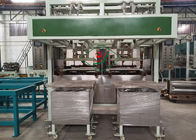 China Auto Paper Pulp Moulding Machine Two Stations 100~150 kg/h Capacity factory