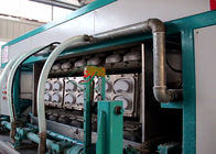 High Capacity Rotary Paper Egg Tray / Medical Tray Making Machinery