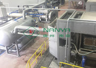 Recycle Paper Moulding Egg Tray Production Line , High Output Egg Box Machine