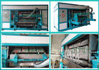 China Waste Paper Pulp Molding Euipment Rotary Egg Tray / Egg Box Machine company
