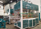 Electronics Pulp Thermoforming Machine / Fruit Paper Pulp Molding Machine