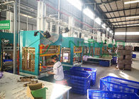 25 Tons Electronic Package Tray Forming Hot Pressing Machine