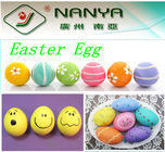 China Shock-absorbing Paper Pulp Molded Easter Eggs for Easter Decoration Gift factory