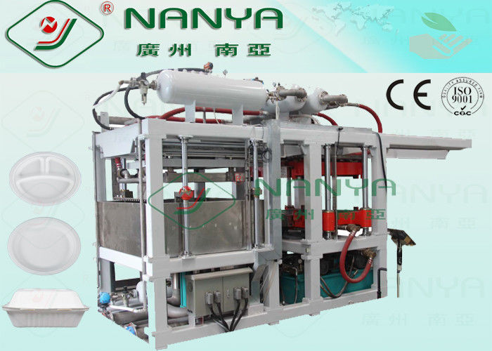 Top Grade Packaging Machinery Paper Plate Food Container Machine 7000Pcs / H  sc 1 st  Quality Pulp Molding Equipment \u0026 Paper Pulp Molding Machine Manufacturer & Grade Packaging Machinery Paper Plate Food Container Machine 7000Pcs / H