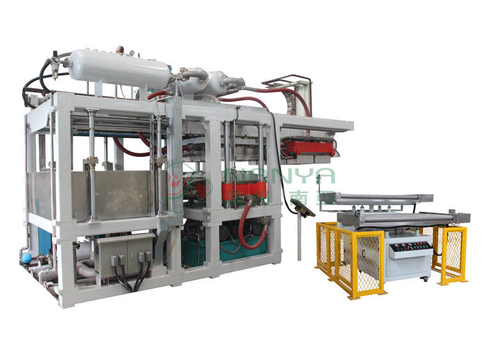 Disposable Tableware Making Machine / Lunch Box Paper Dish Making Machine 14000Pcs / H