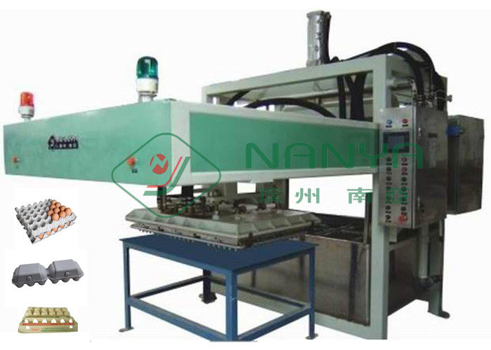 Automatic Reciprocating Paper Pulp Egg Carton Machinery for Egg Tray / Cup Holder Making