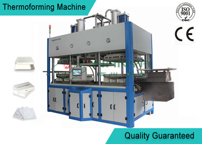 Fully Automatic Molded Pulp Machine for Paper Fine Electronic Package Machinery