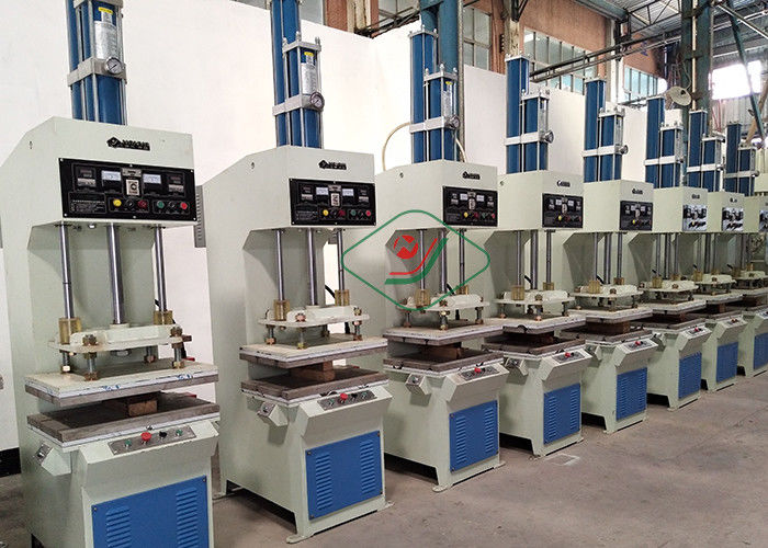 Egg Box / Paper Pulp Molding Machine With 5 Tons Pressure / Hot-press Molding Machine