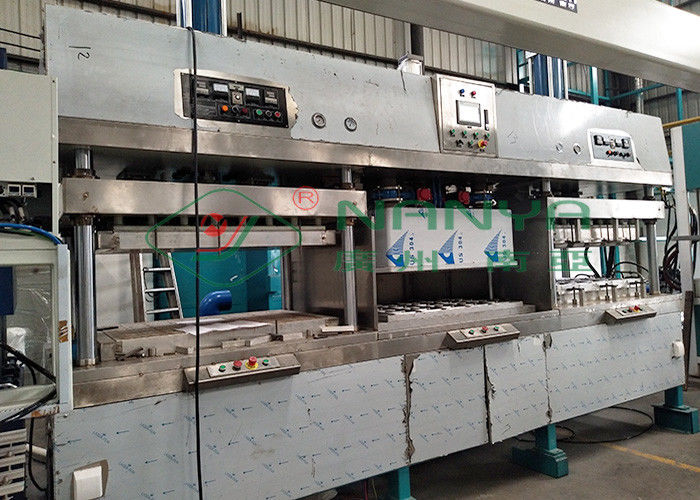 Semi-Auto Disposable Bagasse Paper Plate Making Machine with 1100*800mm