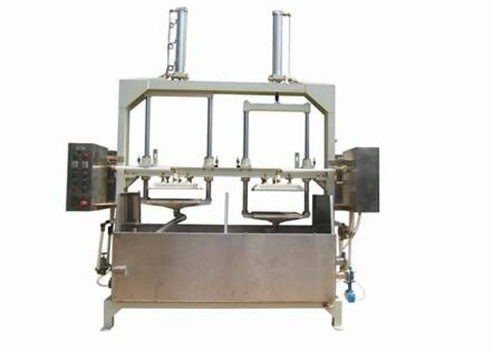 Waste Paper Reciprocating Semi-automatic Industrial Packaging Products Forming Machinery