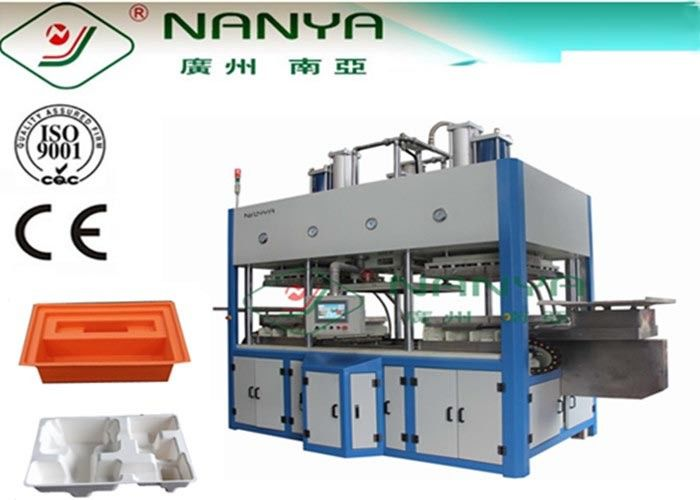 Hot-forming Paper Moulded Pulp Machine For High Level Premium Packaging