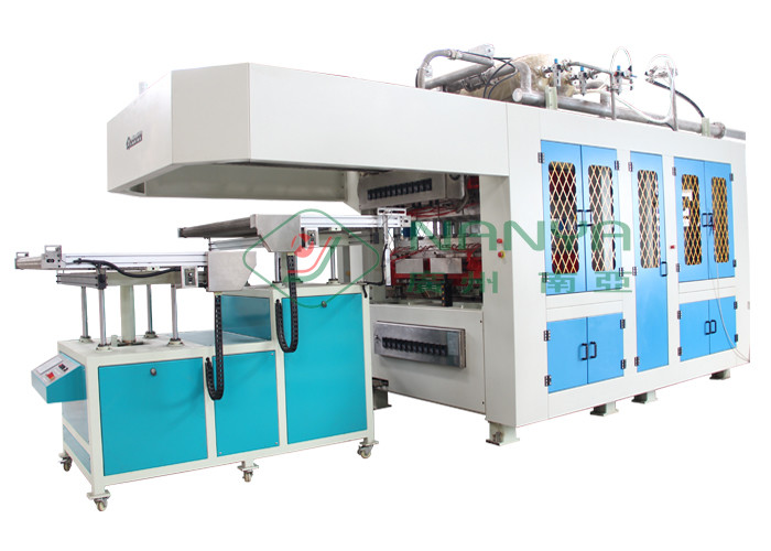 Full Automatic Disposable Plate Making Machine / Paper Cup Making Machine  sc 1 st  Quality Pulp Molding Equipment \u0026 Paper Pulp Molding Machine Manufacturer & Full Automatic Disposable Plate Making Machine / Paper Cup Making ...