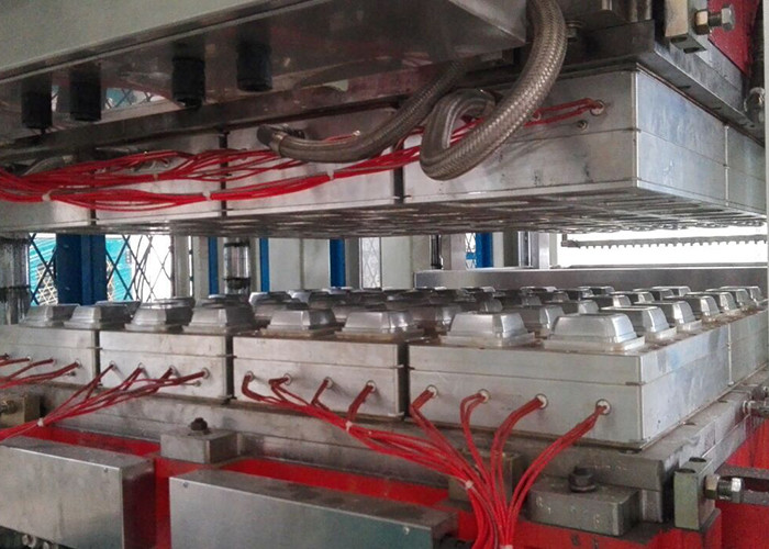 Efficiency Automatic Bamboo Pulp Paper Plate Manufacturing Machine with Siemens & Efficiency Automatic Bamboo Pulp Paper Plate Manufacturing Machine ...