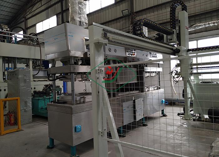 Disposable Sugarcane Paper Plate Making Machine / Tableware Production Line & Disposable Sugarcane Paper Plate Making Machine / Tableware ...