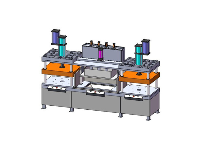 Semi Automatic Paper Pulp Molded Paper Plate Making Machine for Food Container 700 Pcs / Hour  sc 1 st  Quality Pulp Molding Equipment \u0026 Paper Pulp Molding Machine Manufacturer & Semi Automatic Paper Pulp Molded Paper Plate Making Machine for Food ...