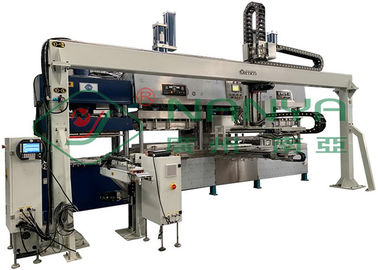 Fully - Automatic Paper Pulp Molding Machine For Plates / Bowls / Cups
