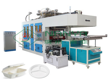 Disposable Wood Pulp Food Container Tableware Making Machine