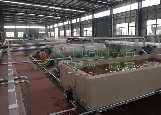 Paper Molded Pulp Machine Forming , Drying And Hot Press Shaping 150kg/h